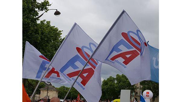 Le 05 décembre 2019, la FA-FP appelle à la grève et dépose un préavis